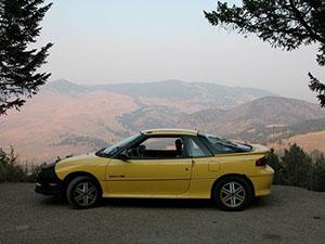 Chevrolet Geo Storm 2 дв. купе Geo Storm