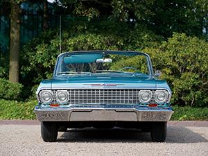 Chevrolet Impala 2 дв. кабриолет Impala