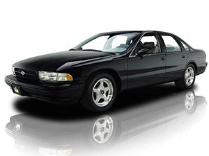 Chevrolet Impala 4 дв. седан Impala