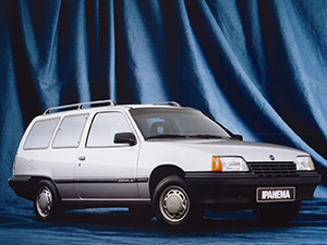 Chevrolet Ipanema 5 дв. универсал Ipanema
