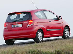 Chevrolet Kalos 3 дв. хэтчбек Kalos