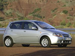 Chevrolet Kalos 5 дв. хэтчбек Kalos