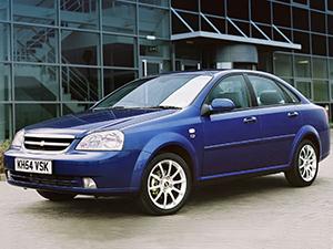 Chevrolet Lacetti 4 дв. седан Lacetti