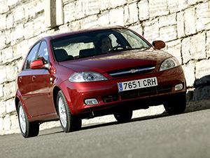 Chevrolet Lacetti 5 дв. хэтчбек Lacetti