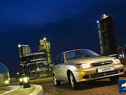 Chevrolet Lanos 4 дв. седан Lanos