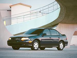 Chevrolet Malibu 4 дв. седан Malibu