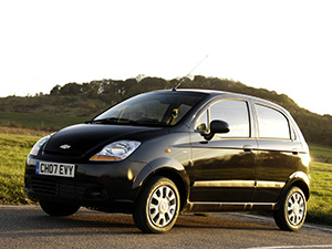 Chevrolet Matiz 5 дв. хэтчбек Matiz