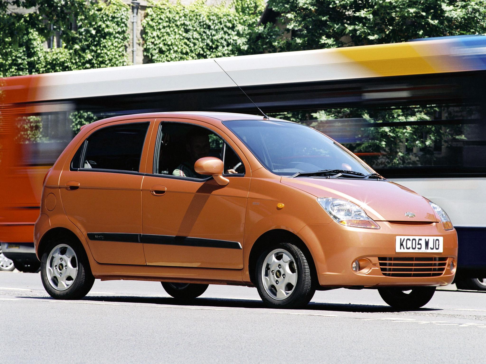 Chevrolet (Шевроле) Matiz 2005- г.