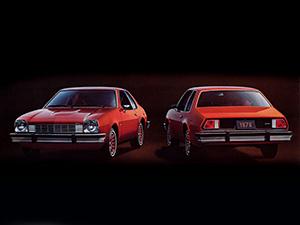 Chevrolet Monza 2 дв. купе Monza