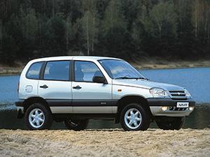 Chevrolet Niva (2123) 5 дв. внедорожник Niva (2123)
