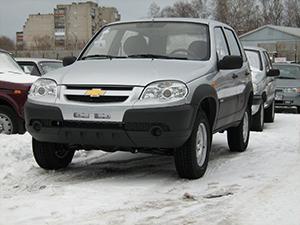 Chevrolet Niva (2123) 5 дв. внедорожник Niva (212300-55)