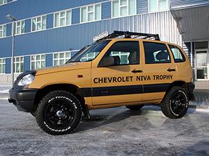 Chevrolet Niva (2123) 5 дв. внедорожник Niva FAM-1 (21236)