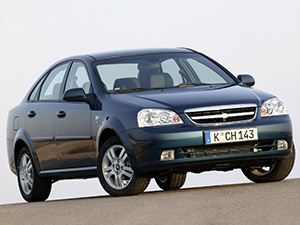 Chevrolet Nubira 4 дв. седан Nubira