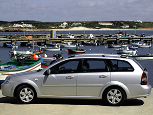 Chevrolet Nubira 5 дв. универсал Nubira Station Wagon