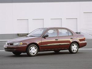 Chevrolet Prizm 4 дв. седан Prizm