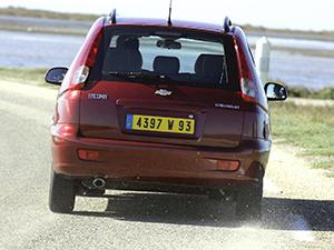 Chevrolet Rezzo 5 дв. минивэн Rezzo