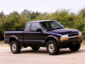 Chevrolet S-10 2 дв. пикап S-10