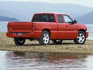 Chevrolet Silverado 2 дв. пикап Silverado