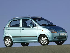 Chevrolet Spark 5 дв. хэтчбек Spark (M200)