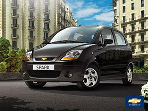Chevrolet Spark 5 дв. хэтчбек Spark (M250)