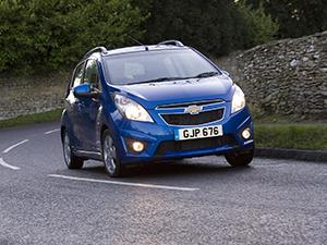 Chevrolet Spark 5 дв. хэтчбек Spark (M300)