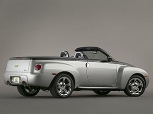 Chevrolet SSR 2 дв. пикап SSR