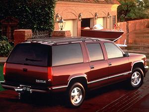 Chevrolet Suburban 5 дв. внедорожник Suburban