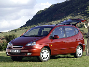 Chevrolet Tacuma 5 дв. минивэн Tacuma