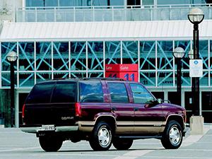 Chevrolet Tahoe 5 дв. внедорожник Tahoe
