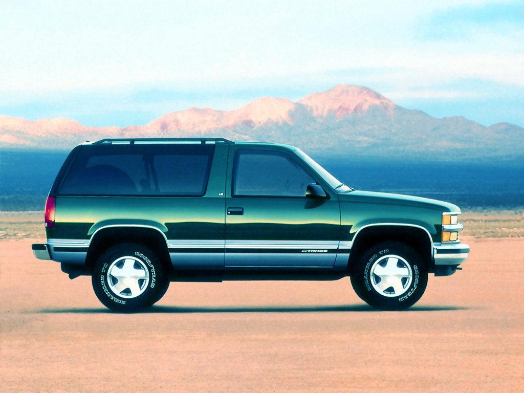 Chevrolet Tahoe 3 дв. внедорожник Tahoe