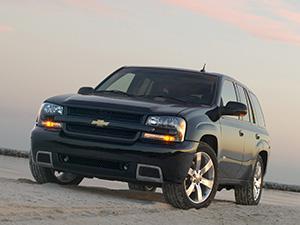 Chevrolet Trailblazer 5 дв. внедорожник Trailblazer