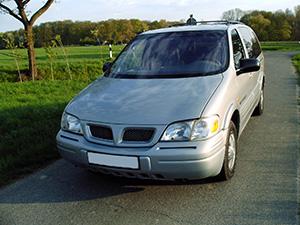 Chevrolet Trans Sport 5 дв. минивэн Trans Sport