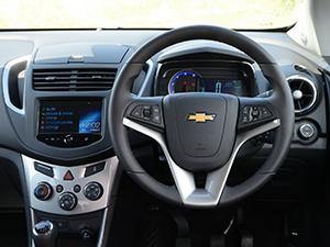 Chevrolet Trax 5 дв. кроссовер Trax