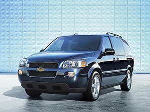 Chevrolet Uplander 5 дв. минивэн Uplander