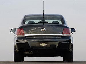 Chevrolet Vectra 4 дв. седан Vectra