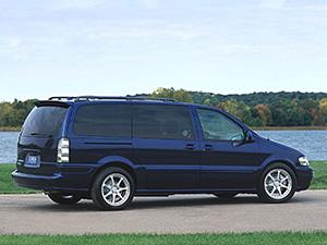 Chevrolet Venture 4 дв. минивэн Venture