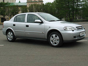 Chevrolet Viva 4 дв. седан Viva