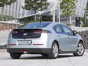 Chevrolet Volt 5 дв. хэтчбек Volt