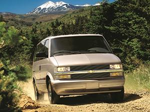 Технические характеристики Chevrolet Astro