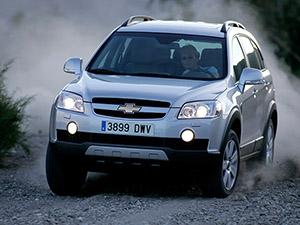 Технические характеристики Chevrolet Captiva 2.0 VCDI 2006-2011 г.