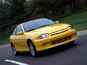 Технические характеристики Chevrolet Cavalier