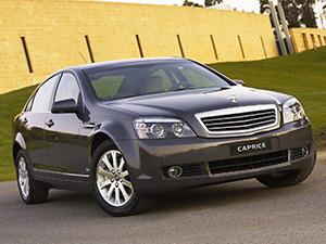 Технические характеристики Chevrolet Caprice