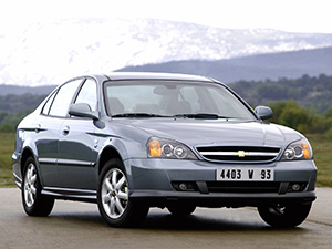 Технические характеристики Chevrolet Evanda