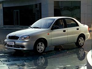 Технические характеристики Chevrolet Lanos
