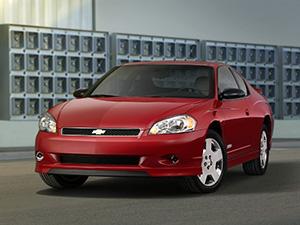 Технические характеристики Chevrolet Monte Carlo