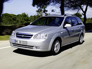 Технические характеристики Chevrolet Nubira