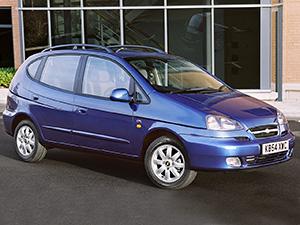 Технические характеристики Chevrolet Tacuma