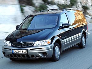 Технические характеристики Chevrolet Trans Sport
