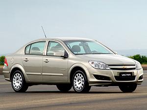 Технические характеристики Chevrolet Vectra