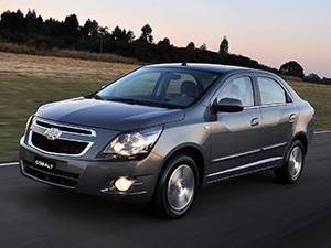 Технические характеристики Chevrolet Cobalt